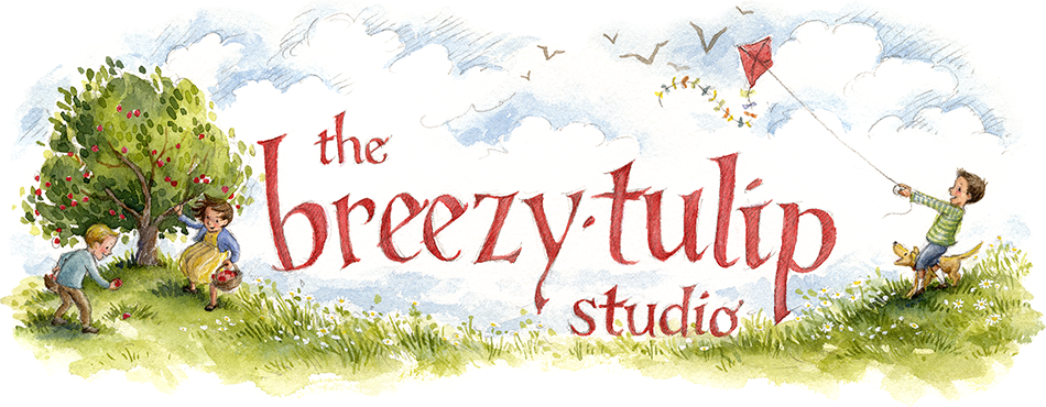 The Breezy Tulip Studio