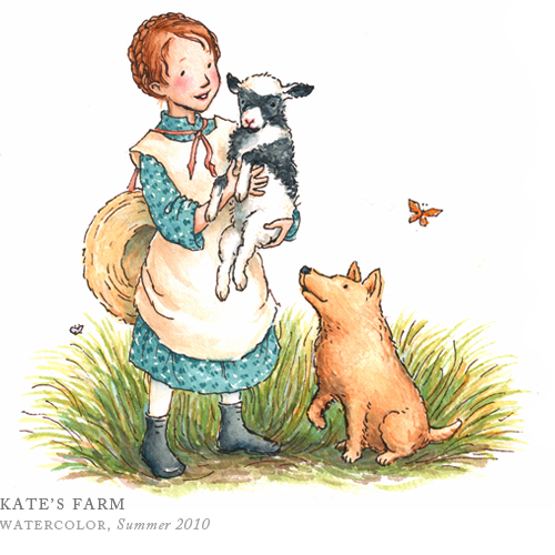 Kate's Farm by Breezy Brookshire