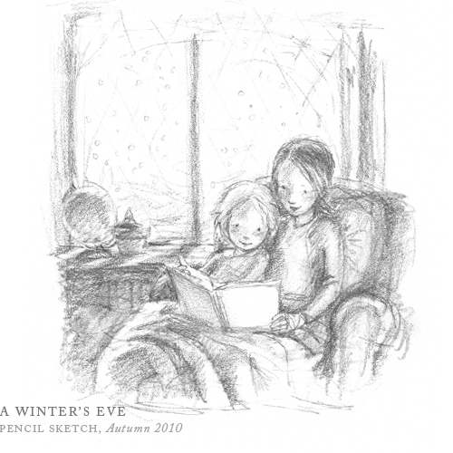 A Winter's Eve by Breezy Brookshire