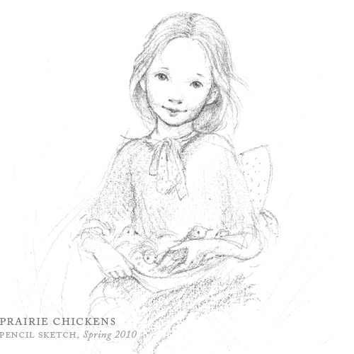 Prairie Chickens by Breezy Brookshire