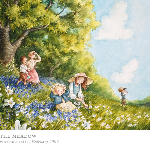 The Meadow by Breezy Brookshire