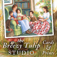 Breezy Tulip's Studio - Art Prints and Originals by Breezy Brookshire